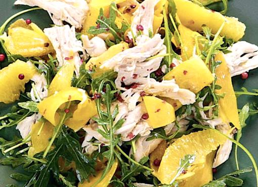 tsyplenok-s-apelsinovotykvennym-salatom