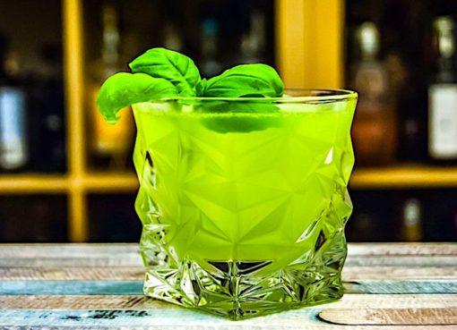 Напиток GIN BASIL SMASH